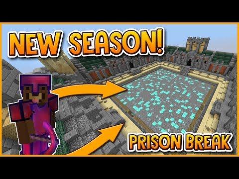MINECRAFT PRISON | NEW SEASON & FRESH START!