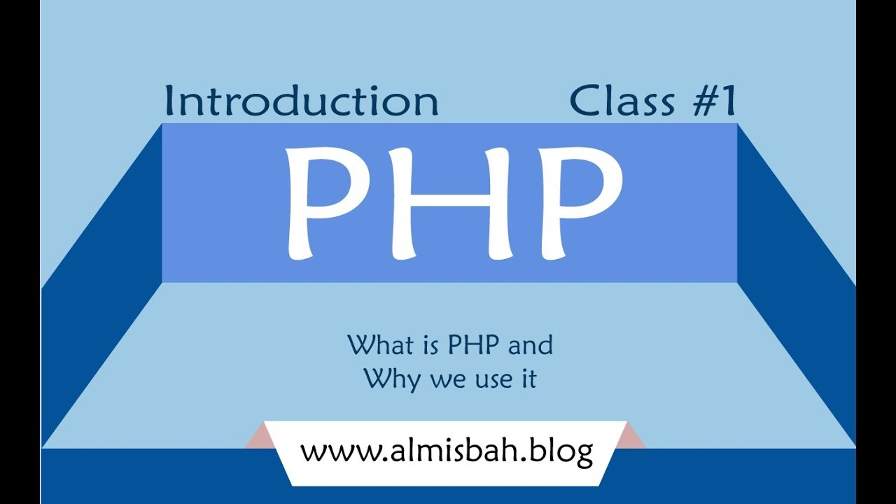 Introduction  |Learn PHP Fast and Easy in Urdu Part_1