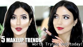 5 Makeup Trends Worth Trying   Give these a try, I promise they are easy!