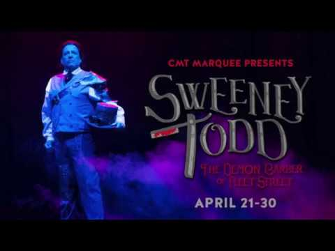 Sweeney Todd with Kevin and Kelly
