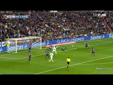{HD} Real Madrid Vs Elche 3 0 // La Liga BBVA