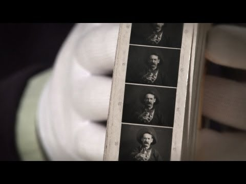 "American Artifacts Preview: Early Motion Pictures - Library of Congress ""Paper Prints"""