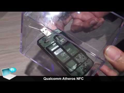 Qualcomm Atheros NFC QCA1990 Demo