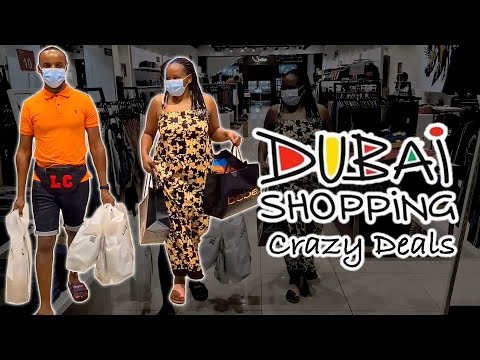 SHOPPING IN DUBAI | BEST MALLS AND PRICES