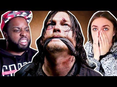 Fans React To The Walking Dead Season 5 Episode 1: