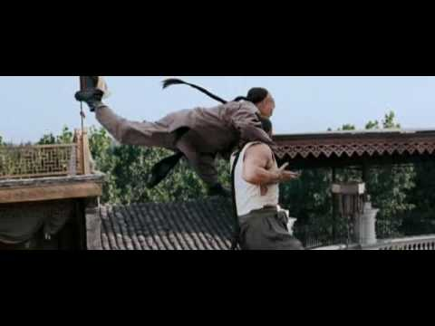 Jet Li Fearless Fight - 1