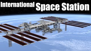 How does the International Space Station work?