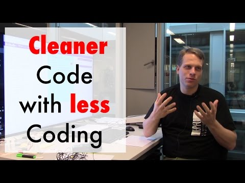 Cleaner Code with less Coding (ft. Mikaël Mayer)