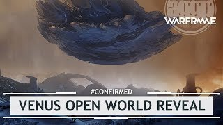 Warframe: New Venus Landscape First Look - Devstream 107 [thedailygrind]