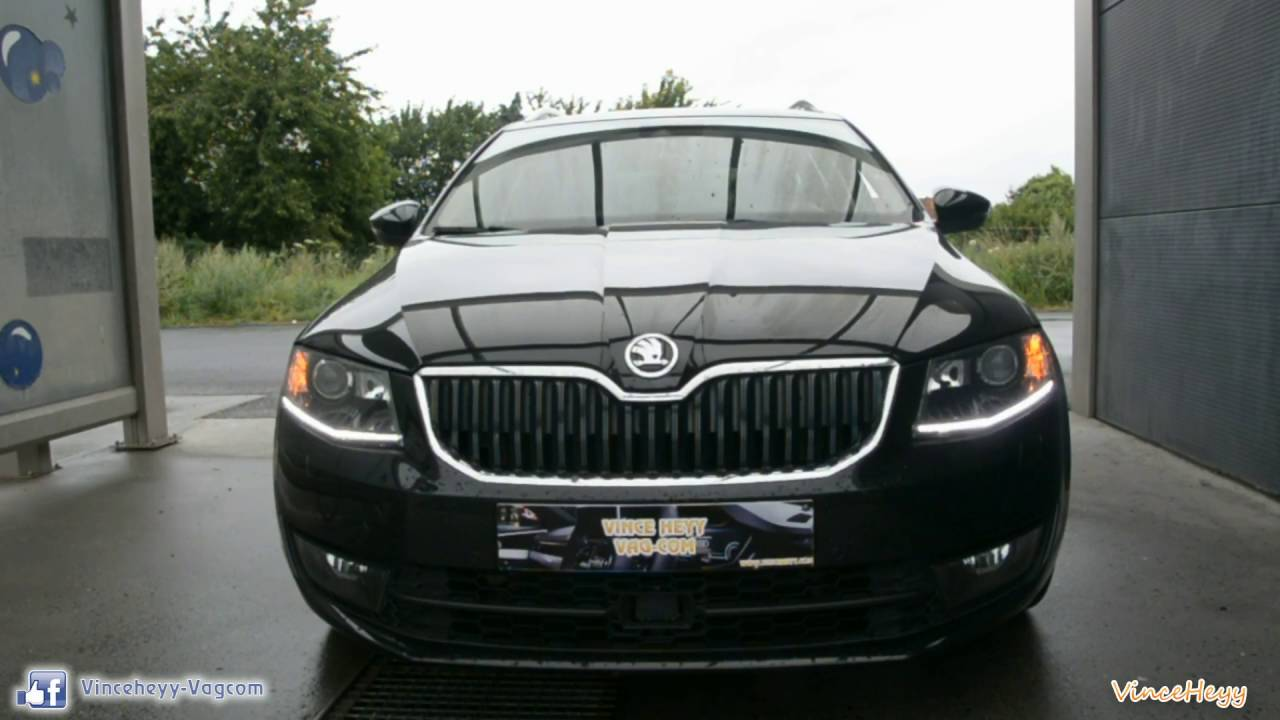 skoda octavia 5e enable disable us blinkers with disable daytime youtube. Black Bedroom Furniture Sets. Home Design Ideas