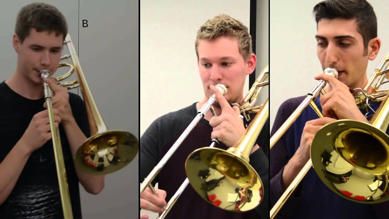 Alessi Music Studios – Joseph Alessi's Online Guide to Trombone Playing