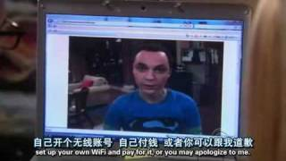 Three Strikes (2) - Big Bang Theory Season 2 Episode 7 Clips