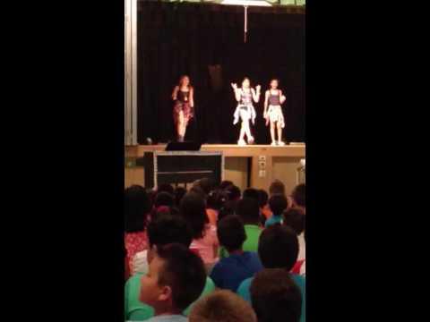 Banting Elementary School  talent show