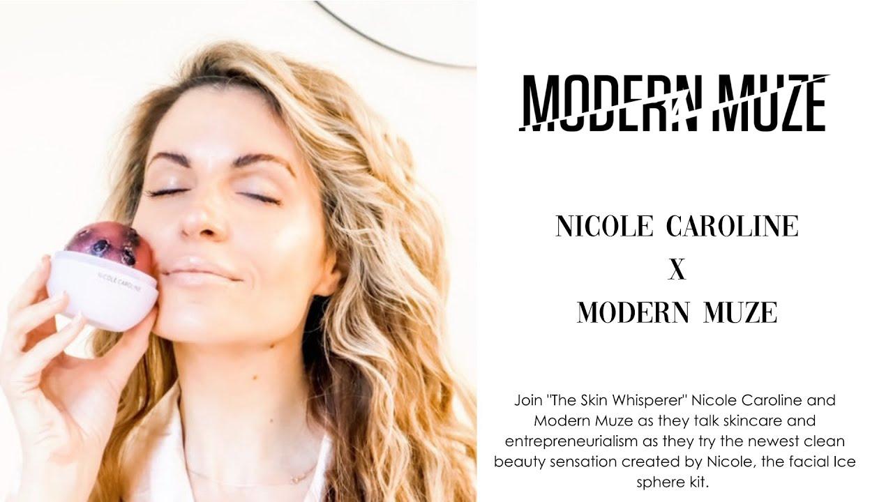 Nicole caroline skincare review