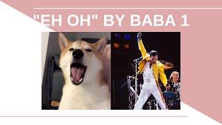 Freddie Mercury Dog Version (Queen)