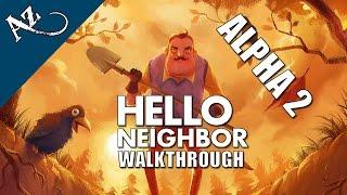 Video COMPLETE ALPHA 2 - Hello Neighbor - Gameplay Walkthrough [ENDING] [No Commentary] download MP3, 3GP, MP4, WEBM, AVI, FLV Maret 2018