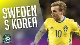 SWEDEN 1-0 SOUTH KOREA LIVE Stream Watchalong