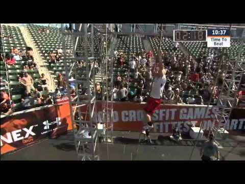2010 Crossfit Games Men S Final Event Youtube