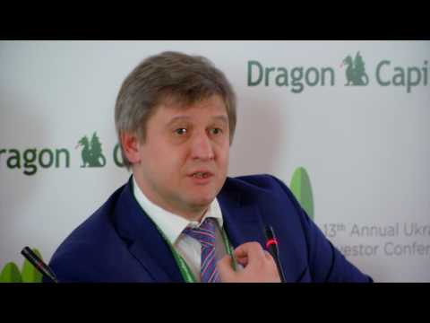 13th Dragon Conference. Panel Discussion: Reviewing investment climate