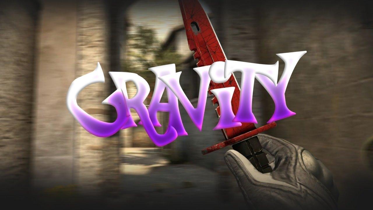 how to change cs go gravity