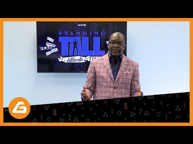 Ignite Church - Standing Tall in Difficult Times Pt. 2