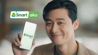 Smart launches the new GIGA K-Video data pack with Korean superstar Park Seo Jun 朴叙俊 as endorser