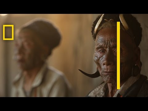 Why These Headhunters Converted to Christianity   National Geographic