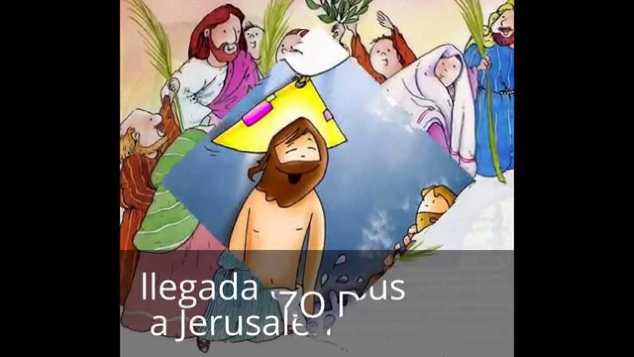Semana Santa Para Para Niños Youtube