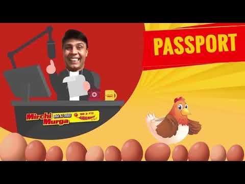 Mirchi Murga   Passport Verification   RJ Naved
