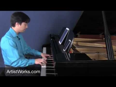 Learn Popular Piano with Hugh Sung and ArtistWorks