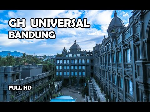 GH Universal Hotel Bandung - Full Video Review [FULL HD]