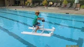DIY Jet Ski Powered by Bilge Pump