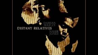 Nas & Damian Marley - In His Own Words ft. Stephen Marley