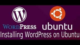 How to Install LAMP Stack +WORDPRESS in Ubuntu Server 16.04