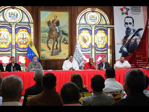 Maduro exigirá a funcionarios de EEUU retractarse tras acusaciones contra Tareck El Aissami