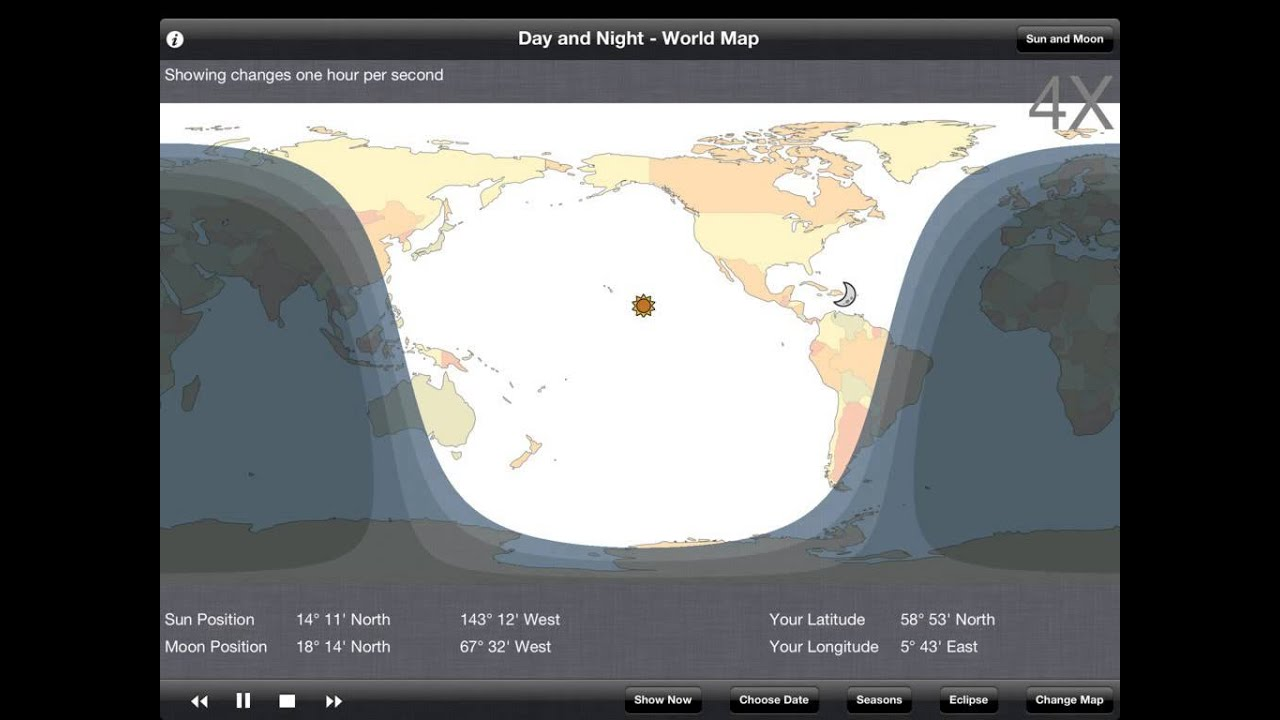 Day and night world map app youtube day and night world map app gumiabroncs Image collections