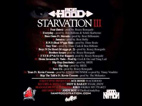 Ace Hood - Starvation 3 (Full Mixtape)