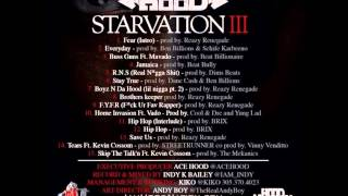 Ace Hood - Starvation 3 (Full Mixtape)