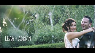 Leah & Adrian - Wedding Highlights - Stu Art Video Productions