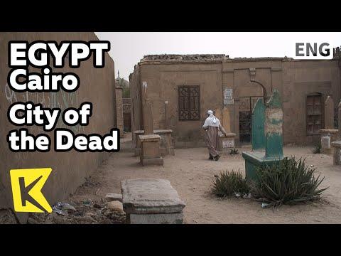 【K】Egypt Travel-Cairo[이집트 여행-카이로]무덤을 관리하는 죽은 자의 마을/City of the Dead/Tomb