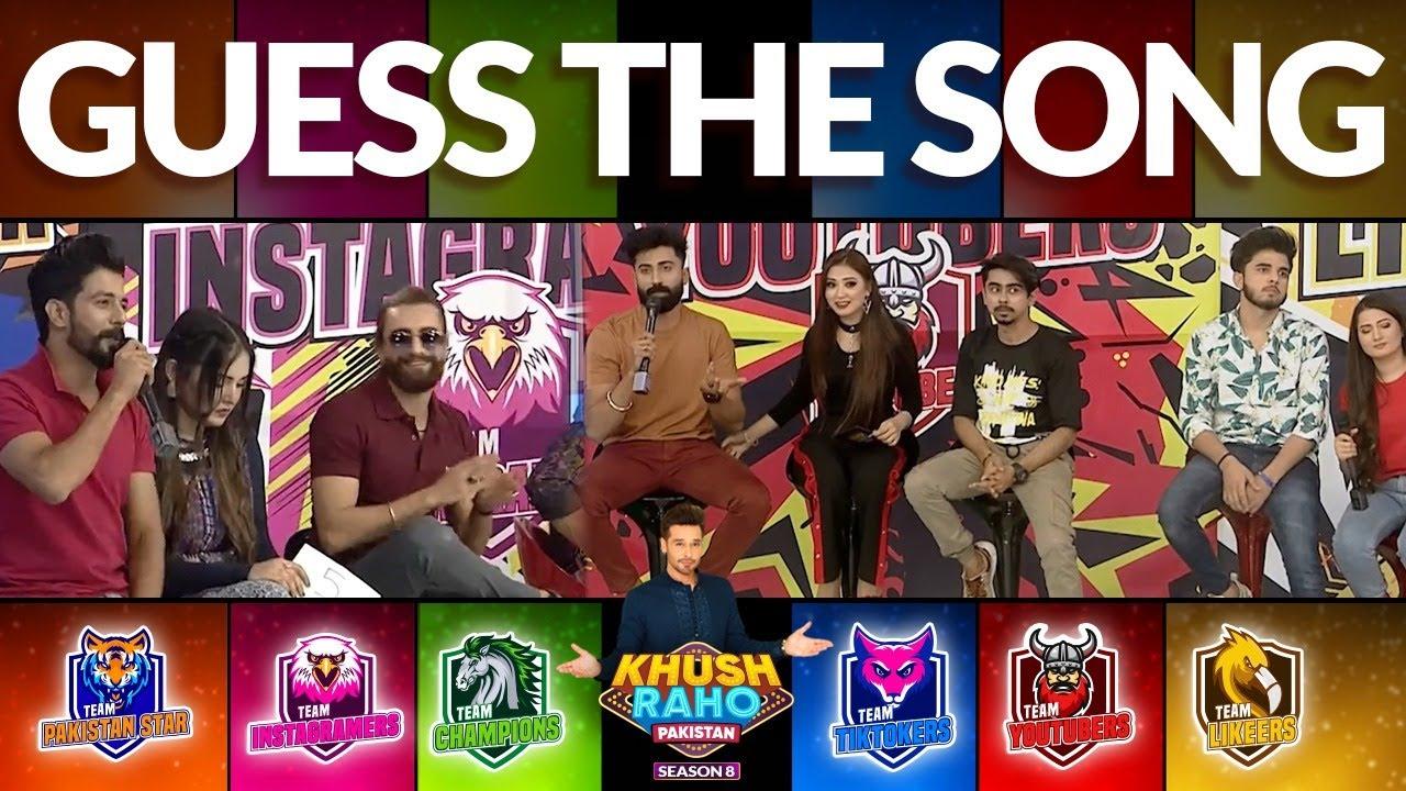 Download Guess The Song | Khush Raho Pakistan Season 8 | Faysal Quraishi Show