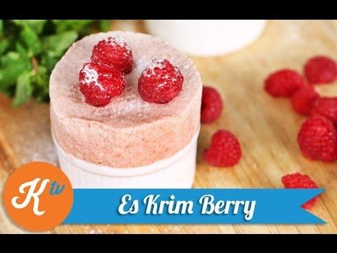 Resep Membuat Es Krim...