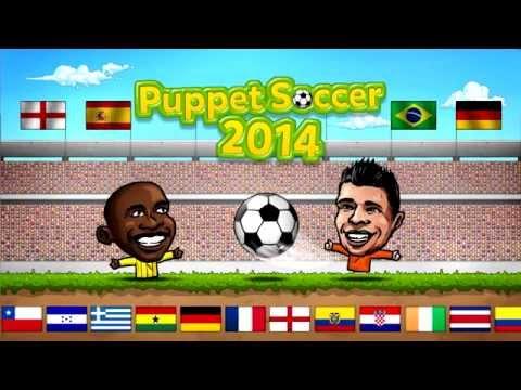 Puppet Soccer 2014 trailer