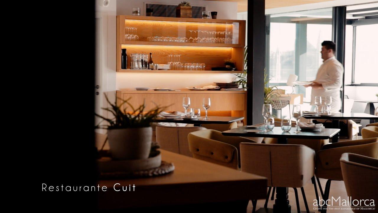 restaurant cuit in palma, mallorca - youtube