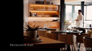 Restaurant Cuit in Palma, Mallorca