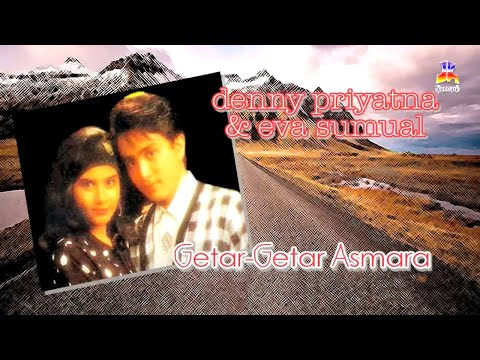 Denny Priyatna feat Eva Sumual - Getar Getar Asmara (Official Lyric Video)