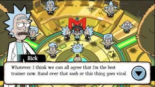 Pocket Morty's: Final Battle/Suprising Ending