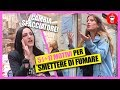 Scherzi alle Fumatrici: 5 Motivi per Smettere di Fumare - [Candid Camera] - theS