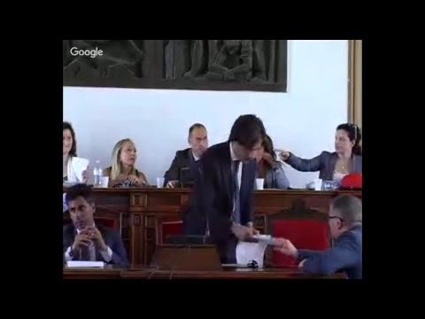 Consiglio Comunale Aperto Reggio Calabria 22/06/2017