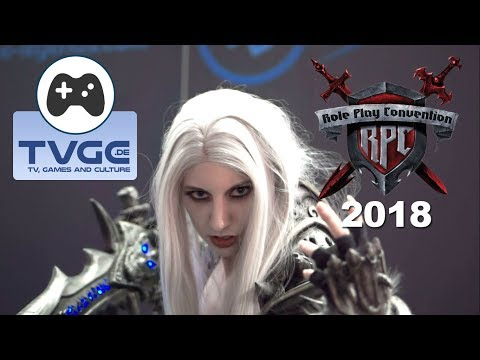 RPC KÖLN 2018 | COSPLAY VIDEO TVGC Teil 2